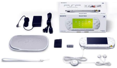 PSP - Ceramic White
