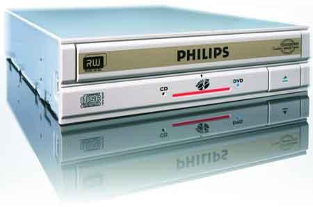Philips DVDR1640K