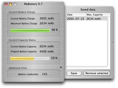 myBattery 0.7