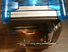 Gigabyte G-Power Cooler Pro heatpipe-cpukoeler
