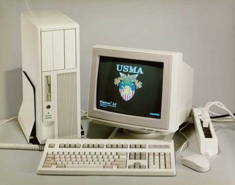 computer (groot)