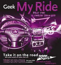 Geek My Ride