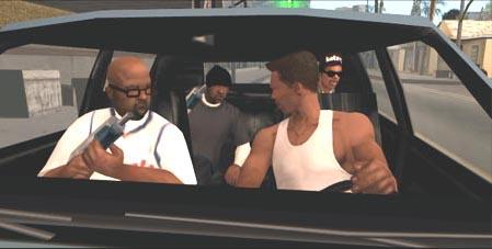 GTA:SA screenshot