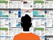 Het internet, gezien door een OLED-bril