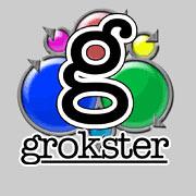 Grokster logo