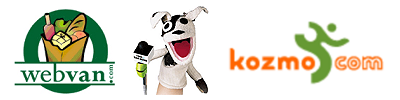 Dotcomflops: Webvan, Pets.com en Kozmo.com