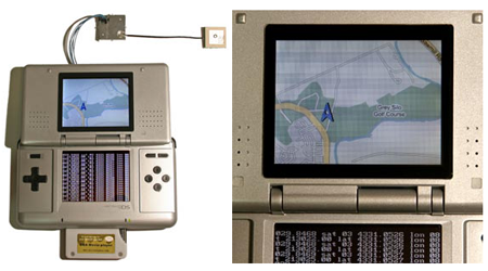 Nintendo GPS