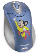 Microsoft Mighty Mouse