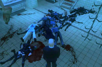 Hitman: Contracts - Slachthuis