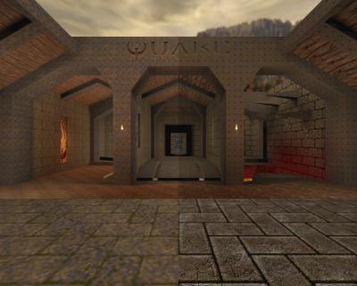 Quake Retextured - Screenshot (thumb)