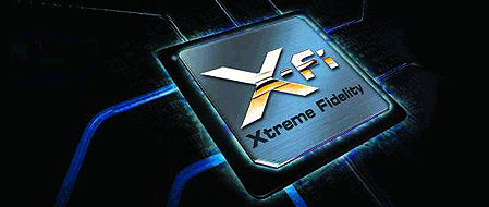 Creative X-Fi logo (middelgroot)