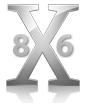 Mac OS X x86