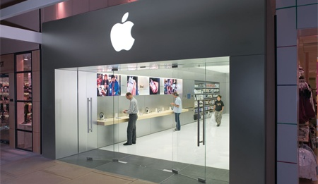 Apple mini store (kleiner)