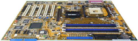ASUS P4C800-E Deluxe met Intel 875-chipset