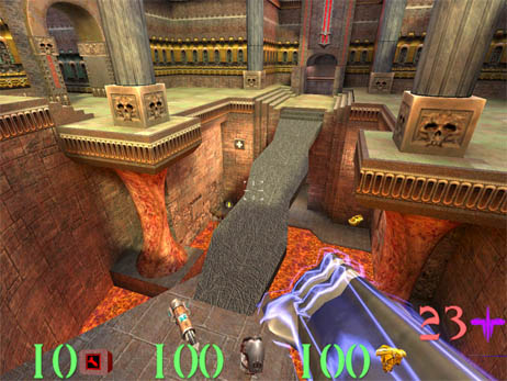 Quake 3 Arena Screenshot