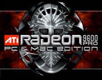 ATi Radeon 9600 Pro Mac & PC Edition box