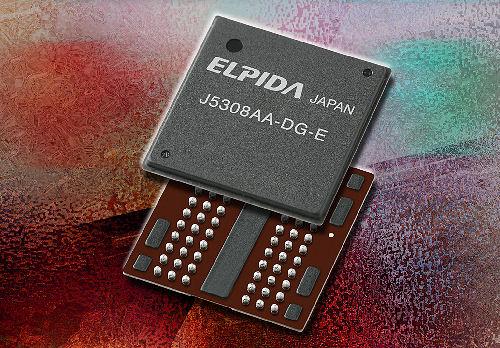 Elpida DDR3-chip