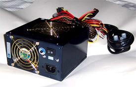 SLI-voedingen: Enermax Noisetaker 600 SLI