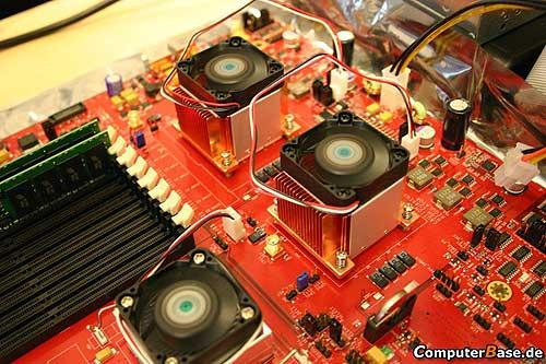 Intel Sossaman-server