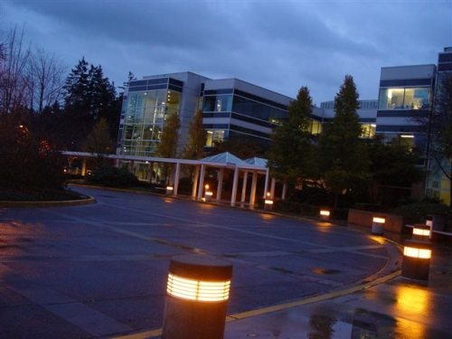 Microsoft Campus in Seattle (kleiner)
