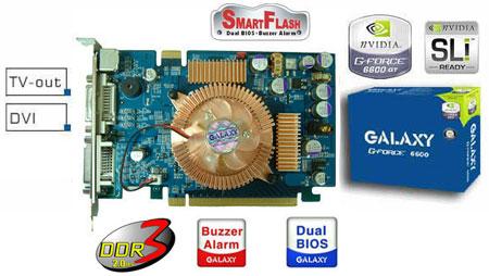 Galaxy 6600 GT Dual BIOS