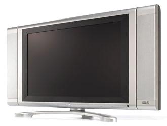 Groot lcd-scherm