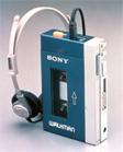 Sony Walkman: antieke MC-speler