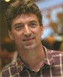 Belgische Staatssecretaris voor Informatisering van de Staat en de Samenleving Peter Vanvelthoven