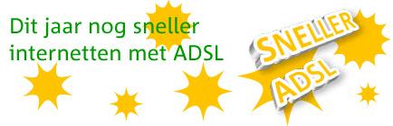 KPN: Sneller ADSL-plaatje