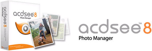 ACDSee 8 Photo Manager logo