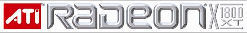 ATi Radeon X1800 XT logo (breed)