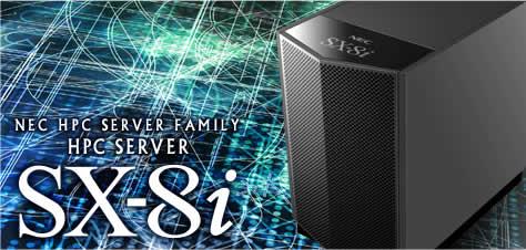 NEC SX-8i