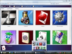 Windows Vista build 5219 - Games (kleiner)