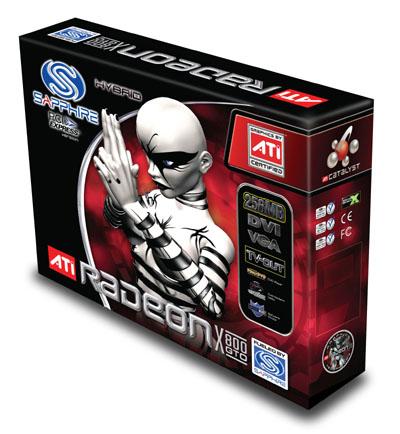 Sapphire Radeon XT800 GTO