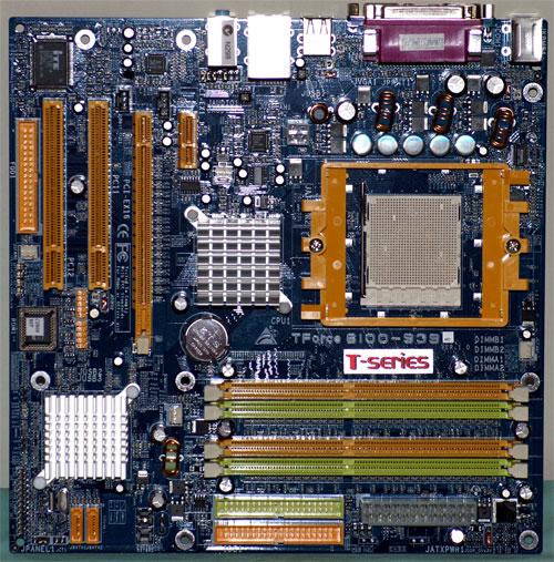 Biostar TForce 6100-939