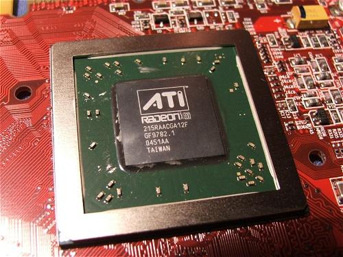 Sapphire Radeon X800 GTO 256MB DDR3 AGP