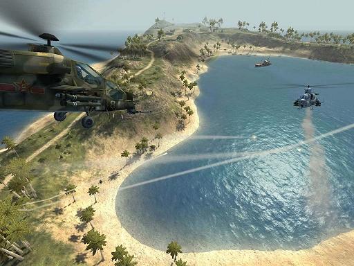 Battlefield 2 - Wake Island 2007