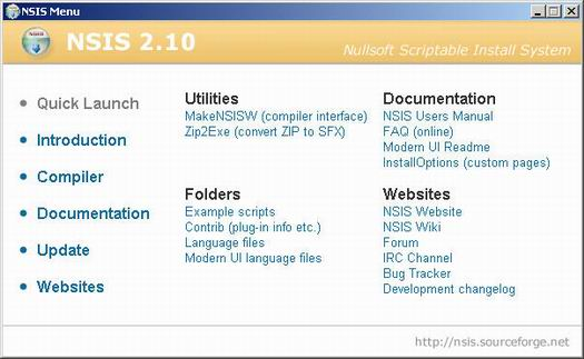 NSIS 2.10 screenshot (resized)