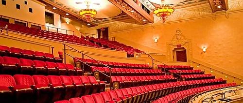 California Theatre (tribune)