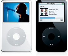 Apple iPod (5e generatie, met video)