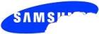 Samsung-logo met hapje eruit