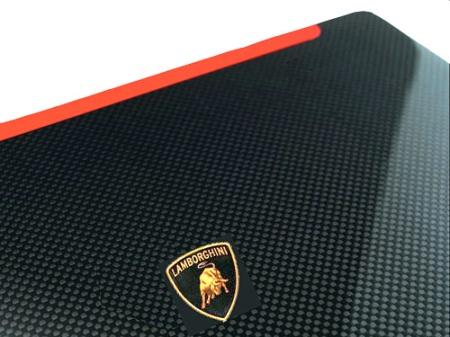 Intel Lamborghini laptop