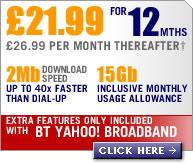 Yahoo-breedband