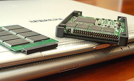 Solid state harde schijven van Samsung