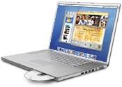 Apple PowerBook (verkleind)