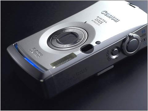 Canon Digital Ixus Wireless