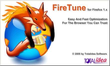 FireTune logo