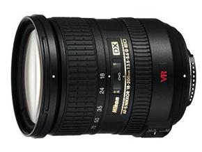 Nikon D200 (DX-Nikkor 18-200mm zoomobjectief)