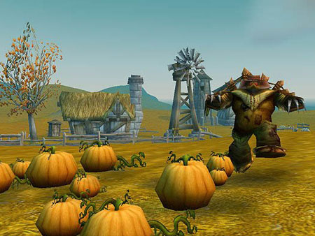 World of Warcraft-farm