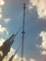 xMax demonstratie Miami - zendmast